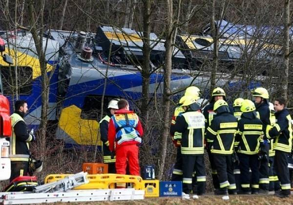 Bad Aibling train collision