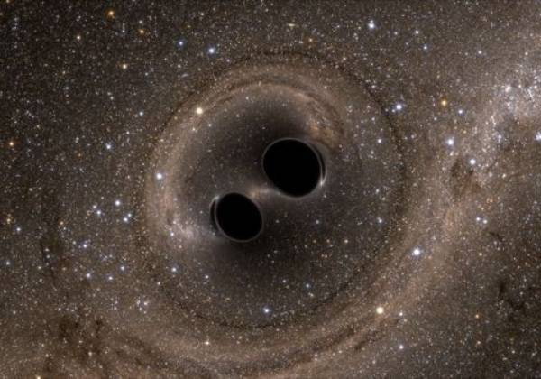 Gravitational waves finally make an appearance